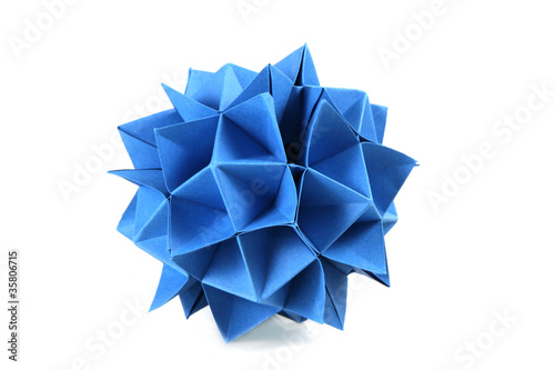 Origami Ball Buy This Stock Photo And Explore Similar Images At