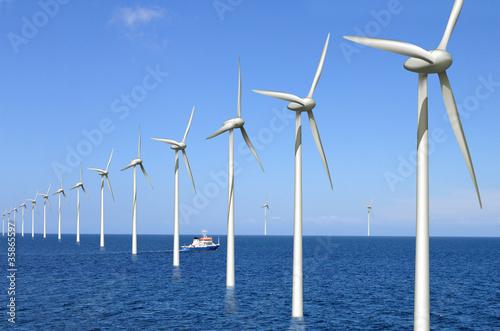 Fotografía  Offshore Windpark