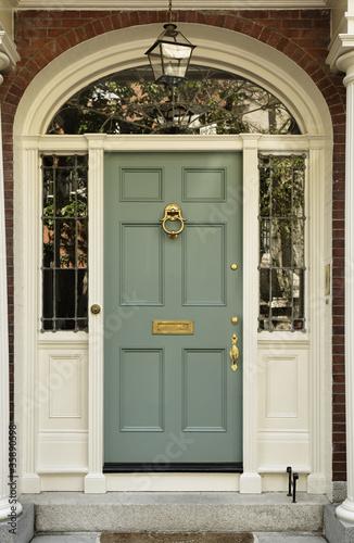 Fotografie, Obraz  Upscale Home Front Door