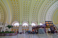 Union Station Interior, Washin...