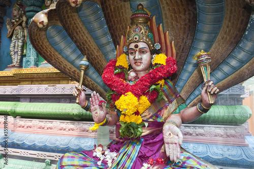 Fotografia, Obraz  Sri Veeramakaliamman Temple