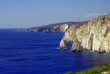 Fototapeta Krajobraz - klif, grecka wyspa Zakynthos