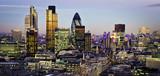 Fototapeta Londyn - City of London