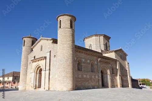 Iglesia de San Martín en Frómista, Palencia