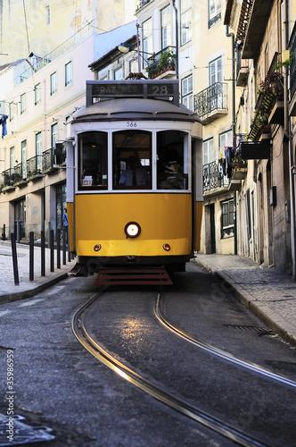lizbona-tramwaj