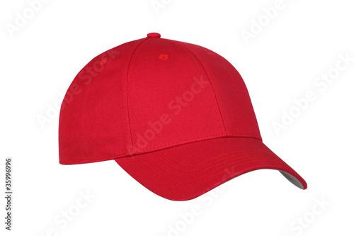 Fotografía  baseball cap (with clipping path)
