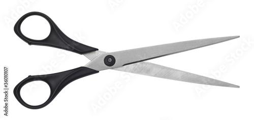 Cuadros en Lienzo  open scissors