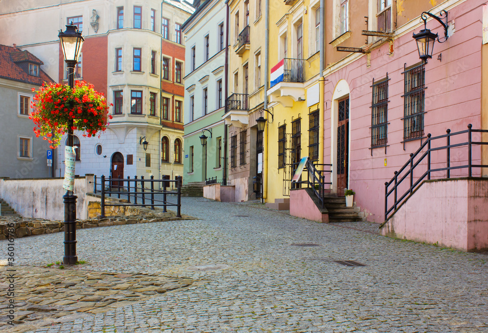 Fototapety, obrazy: Stare Miasto Lublin, Polska