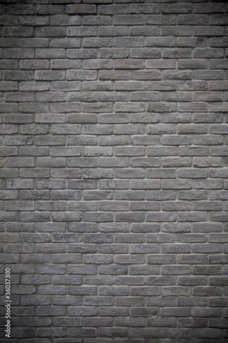Foto op Plexiglas weathered brick texture