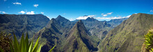 Montagnes Du Cirque De Mafate ...