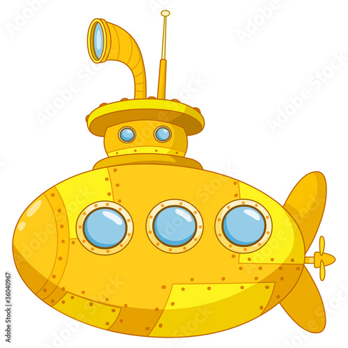Láminas  Submarine