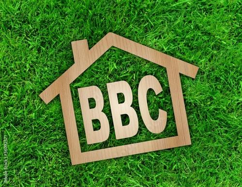 Photo  maison BBC
