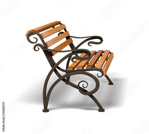 Tremendous Old Bronze Bench Buy This Stock Illustration And Explore Pabps2019 Chair Design Images Pabps2019Com