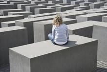 Holocaust Memorial, Berlin, Ge...
