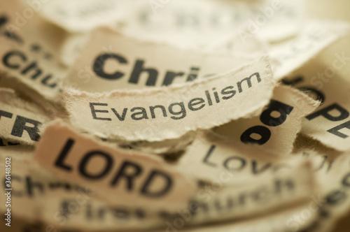 Valokuva  Evangelism
