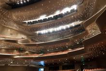 Modern Theatre Interior