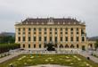 Schoenbrunn Castle in Vienna, Austria