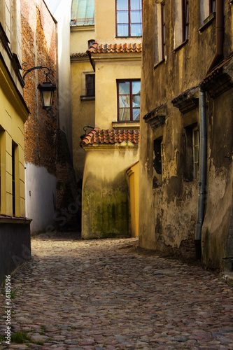 Obraz Stare Miasto Lublin, Polska - fototapety do salonu