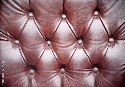 Fototapety, obrazy: Leather Upholstery Background