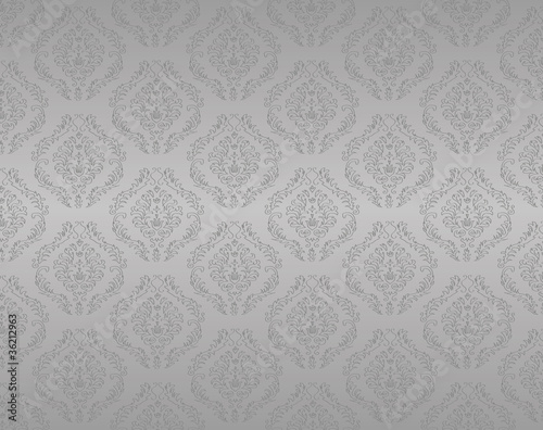 hintergrund tapete ornament muster grau - Tapete Muster Grau