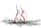 balet dancer (series C) - 36226594