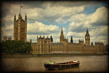 Westminster, London, Texture R...