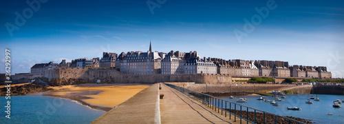 Saint-Malo Fototapete