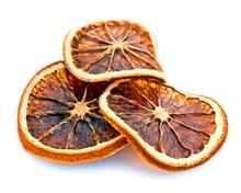 Rondelles D'orange Séchées