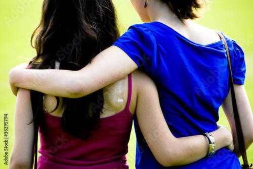 Fotografía  femme couple homosexualité