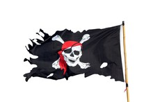 Drapeau De Pirates
