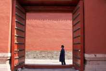 Alone In The Forbidden City, B...