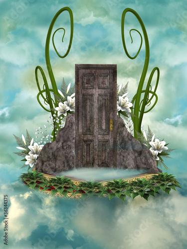 secret door - 36344375