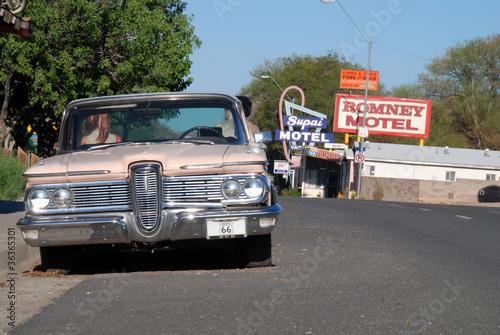Papiers peints Route 66 edsel