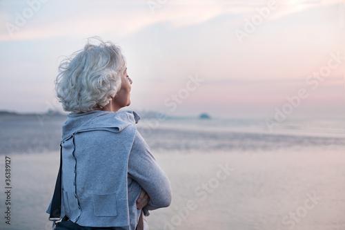 Fotografia  Auszeit am Meer