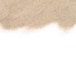 Leinwandbild Motiv Sand scattering