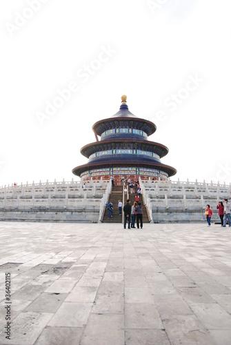 Foto op Aluminium Beijing tempio del cielo pechino