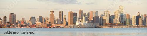 Fotografía Vancouver Panorama