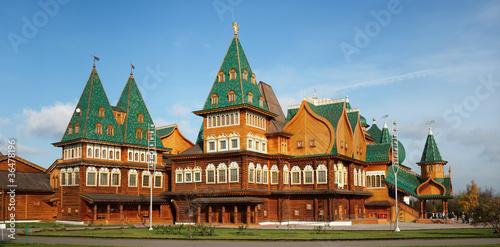 Slika na platnu Palace of tsar Alexey Mihajlovicha-panorama