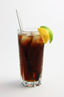 Drink, rum and cola