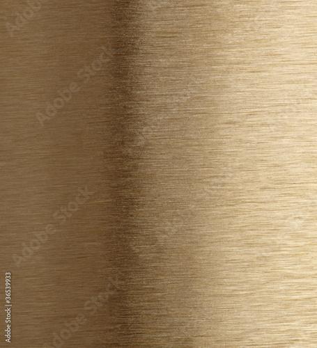 Photo sur Toile Les Textures gold metal background