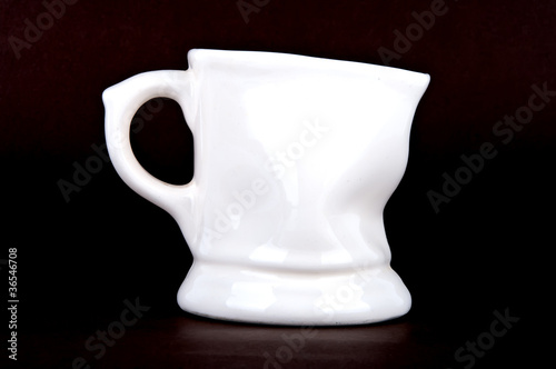 Fototapeta deformed coffee mug
