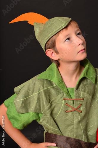 Photo  Peter Pan