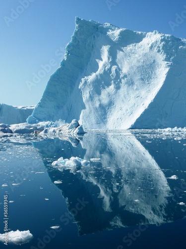 Papiers peints Arctique Eisberge Ilulissat