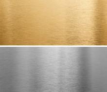 Aluminium And Brass Metal Plates