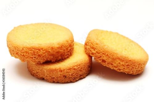 Obraz na płótnie biscuits