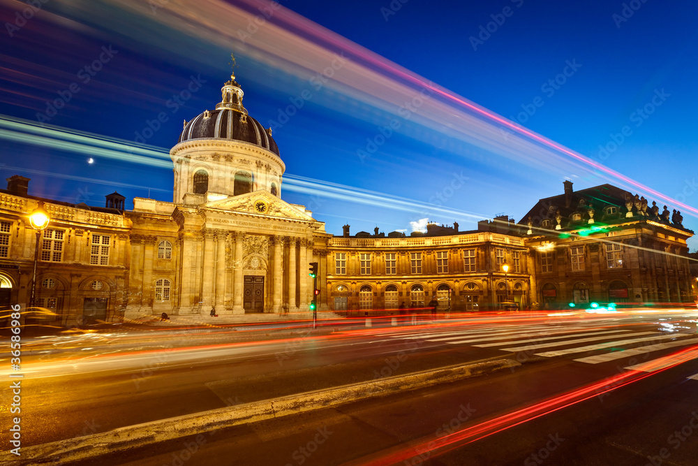 Fototapety, obrazy: Instytut Francji, Paryż