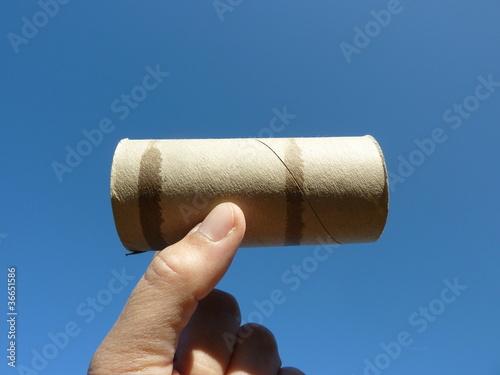 Klorolle Zum Basteln Buy This Stock Photo And Explore