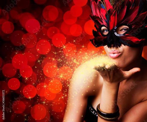 Foto-Doppelrollo - New year (von valery121283)