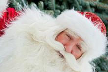 Portrait Of Santa Claus Standi...