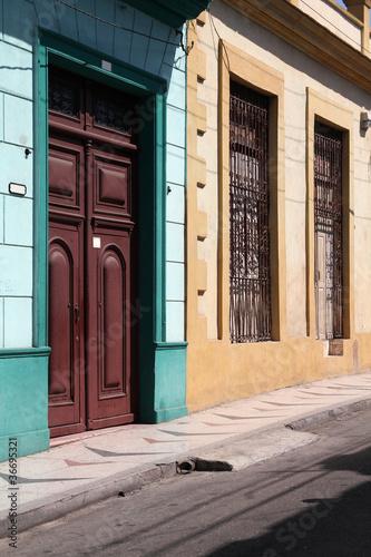 Photo  Cuba architecture in Matanzas